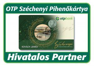OTP SZÉP kártya - kineziológia